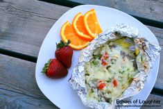 Camping & BBQ Recipes Week:Lumberjack Breakfast - Echoes of Laughter