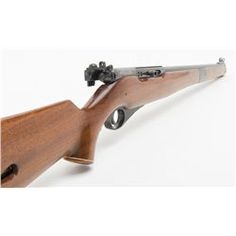 "Mossberg Model 151M semi-auto rifle, .22LR cal., 20"" barrel, blue finish, full length wood stock,Find our speedloader now!  http://www.amazon.com/shops/raeind"