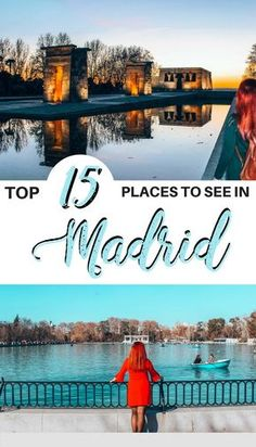 Madrid is Spain's capital and largest city. There are numerous things to see and do and it can be really hard to choose where to start on your first visit. To help you with your trip I've lined up the Top 15 places you have to visit on your first time in Madrid to get your first taste of the city. Madrid| Spain | Top 15 places to see in Madrid | City Guide #Madrid #Spain #Top15 #Thingstodo #Placestosee #cityguide #spanishfoodli
