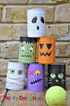 Ideas para Halloween http://ariadnagarciabermudez.blogspot.com.es/2014/10/ideas-para-halloween.html