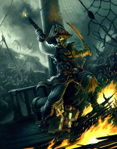 Pirates of the Carribean: Armada of the Damned
