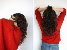 Pielęgnacja włosów falowanych by Monika | PiggyPEG blog | Bloglovin'