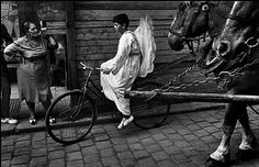 Checoslovaquia. Josef Koudelka. 1968