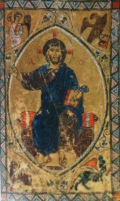 Napoli, bibleoteca nationala, c. 1187