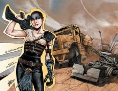 Mad Max - Fury Road!