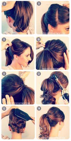 tutorial cabelo parte 2