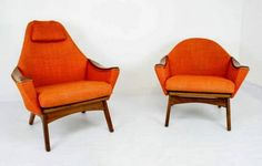 Mid2Mod: In the store: Adrian Pearsall chairs