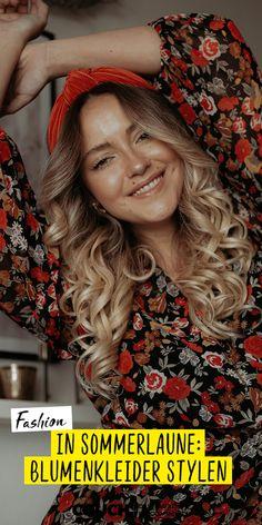Wir lieben Blumenprints und das vorallem auf Kleidern. Unsere Community-Mitglieder wie z.B. grossstadtklein zeigen ihre tollen Outfits rund um die schönen Sommerklassiker! Lasst euch inspirieren. 😊🌸 #blumenkleider #blumenprint #blumen #kleid #sommerkleid #COUCHstyle