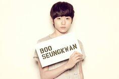 Real Name: Boo Seung Gwan (부승관) Hanja: Fu Shèng Kuān (夫勝寬) Birthdate: Janauary 16, 1998