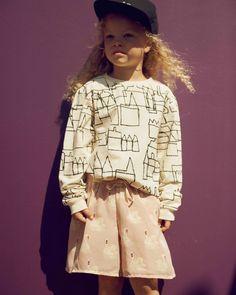 12052080c551d CIFF Kids exclusive backstage reportage SS18 kids fashion
