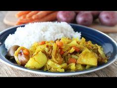 Tikel Gomen : Ethiopian Cabbage Dish - thestayathomechef.com