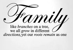 So true, we will never be the same, but we can be similar.  In the end we all branch to a different direction.  Even in the case that the directions do look similar, they belong to each individual and will still differentiate.