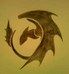 HTTYD : Toothless : The unholy offspring of lightening and death itself.and also the COOLEST dragon ever! Httyd Dragons, Cool Dragons, Disney Drawings, Cute Drawings, Toothless Tattoo, Toothless Drawing, Dragon Sketch, Motifs Animal, Dragon Trainer