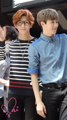 Kiseop and Kevin | U-KISS