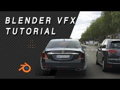 Blender VFX tutorial / How to add a realistic CG Car in your footage / EASY - YouTube