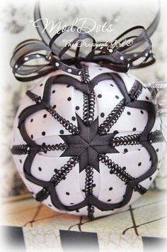 Pictures Made Out of Dots | Please visit my ornament shop to see the ornaments that are available ...