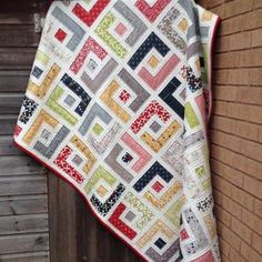 Jelly Roll Quilt Pattern Marcie's Maze
