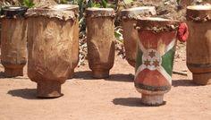 Drums in Burundi