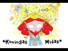 Kuningas Midas - YouTube Princess Zelda, Disney Princess, Bedtime Stories, Fairy Tales, Disney Characters, Fictional Characters, Aurora Sleeping Beauty, 1, Free