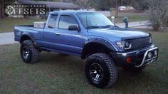 1999 Toyota Tacoma Sr5 Lift Kit ~ 15in To 15in Wheel Diameter 10in ...