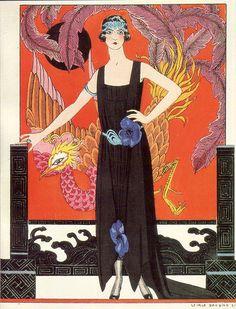 George Barbier Art Deco