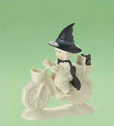 Department 56 Snowbabies The Wizard of OZ Wicked Witch of the West