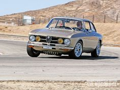 1974 Alfa Romeo GTV 2000, So much fun to AutoCross this car in college. A total blast to drive