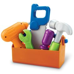 Amazon.com: Learning Resources New Sprouts Fix It Tool Set: Toys & Games
