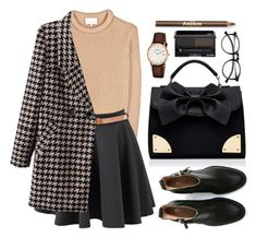 """Fall Memories"" by sweetpastelady ❤ liked on Polyvore featuring Forever New, 3.1 Phillip Lim, Acne Studios, ZeroUV, Frédérique Constant, Shiseido, Sisley, Fall, autumn and coat"
