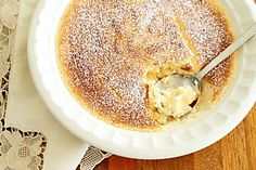 Looking for something to make the winter nights more enjoyable? Why not try a self saucing pudding! From caramel to chocolate and lemon to banana, we've got all the classic recipes here.