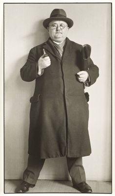"""""""Gerichtsvollzieher"""", ca.1930, photo: August Sander (1876-1964)"""