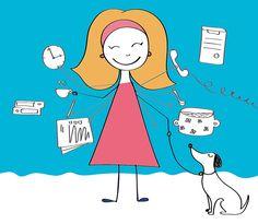 Die Stressmacherin - der neue Blog .... http://diestressmacherin.com/