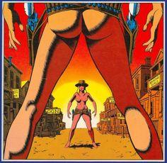Paul Kirchner - Totem especial Usa #4 cover