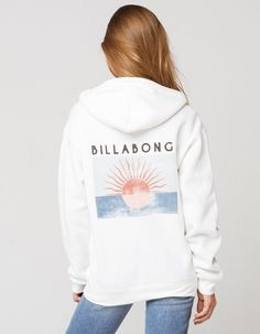 Rip Curl Bikini, Billabong Women, Cute Hoodie, Surf Outfit, Cute Outfits, Womens Hoodie, How To Wear, Affordable Fashion, Vestidos