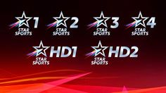 star sports live streaming logo