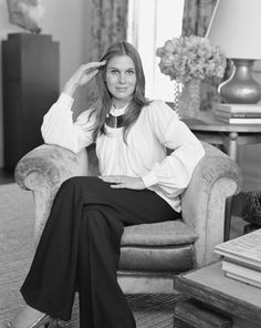 Aerin Lauder (granddaughter of cosmetic icon Estée)