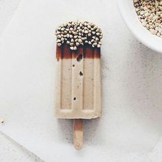 popsicles chia seeds #tbt #summer #fruit #dessert #nutrition…