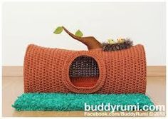 Image result for cat bed free pattern
