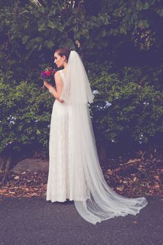 Valentina Gown by When Freddie met Lilly. www.whenfreddiemetlilly.com.au whenfreddiemetlilly@ gmail.com INSTAGRAM #whenfreddiemetlilly Bridal Veils, Bridal Looks, Bridal Collection, Phoenix, This Is Us, Tulle, Gowns, Wedding Dresses, Floral