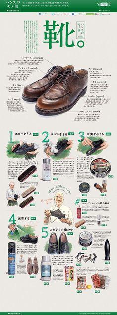写真でいいので、こういう雑誌風の特集もしたいですね。 The website 'http://www.tokyu-hands.co.jp/monoken/vol01/index.html' courtesy of @Pinstamatic (http://pinstamatic.com):