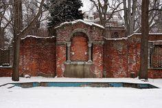 Alder Manor outdoor pool