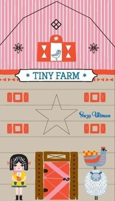 Tiny Farm by Suzy Ultman