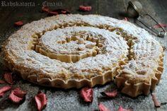 le tenere dolcezze di resy: Rabskatorta - dall'isola croata di Rab una delizia alle mandorle
