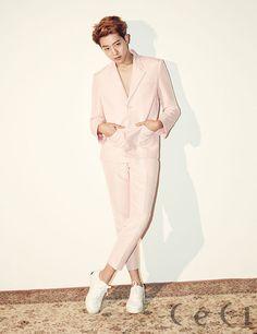 CNBLUE Jungshin CeCi Magazine