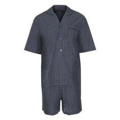 Champion Ensemble de Pyjama en Coton Été Homme ... Bleu marine - Achat / Vente chemise de nuit - Cdiscount