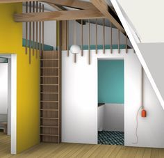 apartment attic paris 11 Source by CcathD
