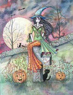 Hechicera de otoño