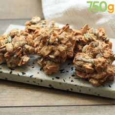 Cookies façon cluster de granola – My Recipe Peanut Butter Cookie Recipe, Chocolate Cookie Recipes, Easy Cookie Recipes, Snack Recipes, Healthy Recipes, Granola Cookies, Brownie Cookies, Granola Clusters, Antipasto