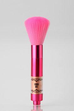 Anna Sui Body Powder Brush #urbanoutfitters