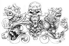 Diseños de tatuajes... - Taringa!